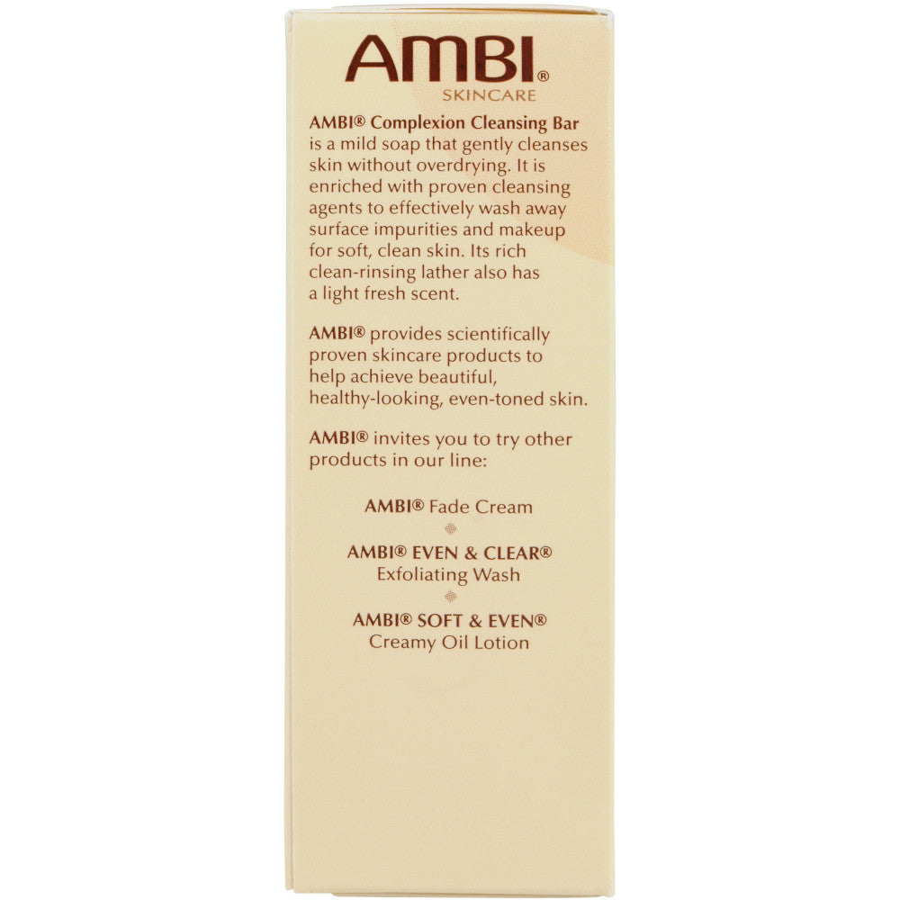 Ambi Complexion Cleansing Bar - 3.5 oz