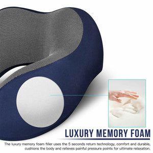 U-Shaped  Memory Foam Neck Pillow