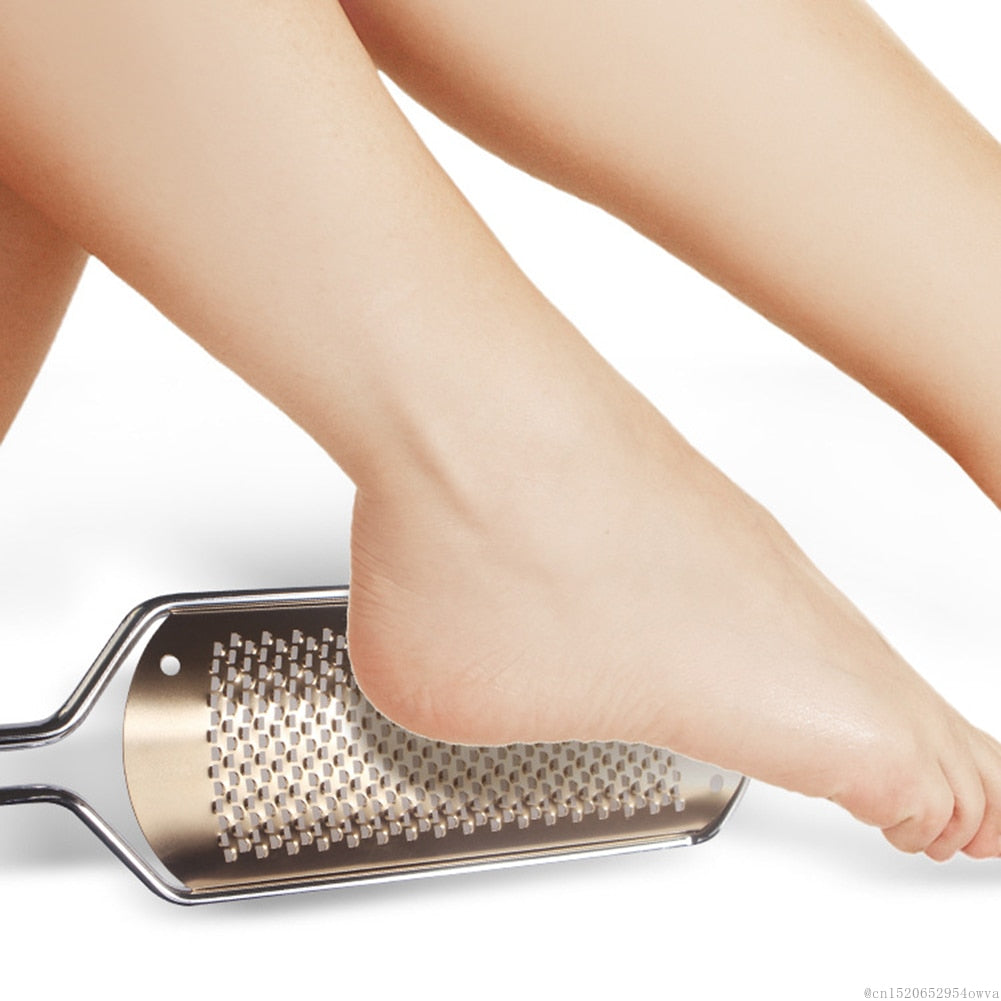 Stainless Steel Foot File