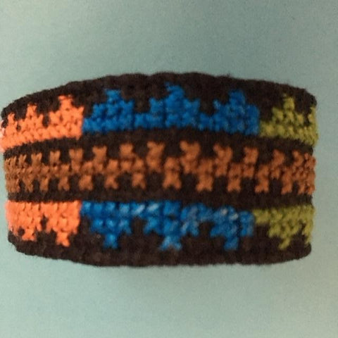 BRACELETS - HAND-EMBROIDERED