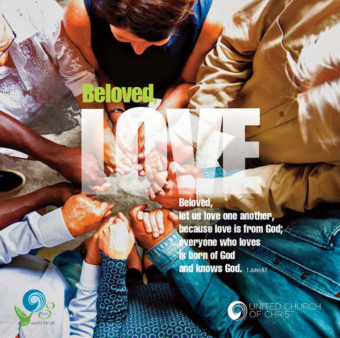 "Stewardship Theme Materials 2020 | ""Beloved, Love"""