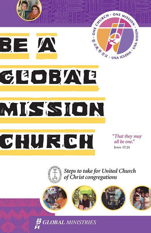 Be a Global Mission Church - Booklet
