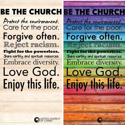 Be the Church - Graphics Kit