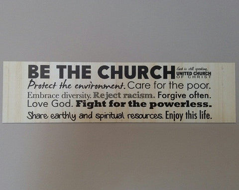 Be the Church Magnet