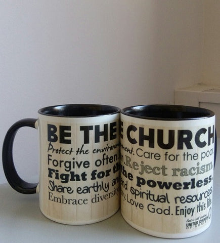 Be the Church Mug