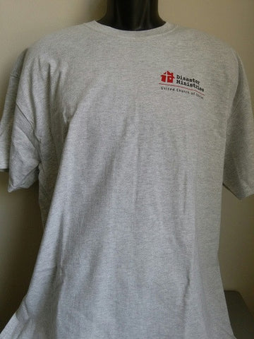 T-Shirt - Disaster Ministries United Church of Christ