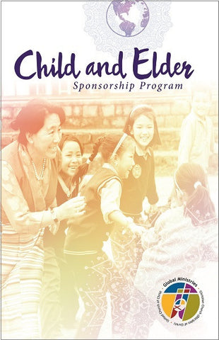 Child and Elder Sponsorship Program Brochure