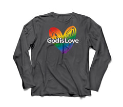 God is Love - Long Sleeve