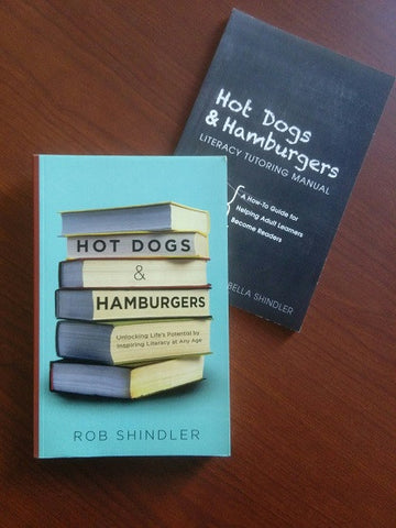 Hot Dogs and Hamburgers Literacy Bundle