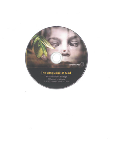 The Language of God - DVD & Study Guide