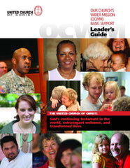 Our Church's Wider Mission (OCWM) Basic Support Leader's Guide