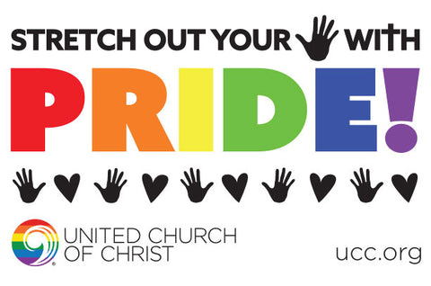 Stretch out your Hand with Pride - Shirt (Print Graphic)