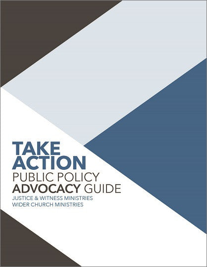 Take Action | Public Policy Advocacy Guide (PDF Download