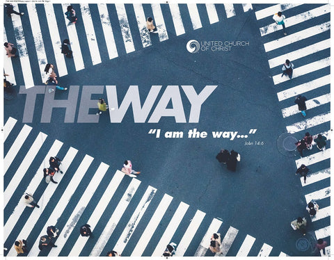 "Stewardship Theme Materials 2019 | ""The Way""  Digital Download"