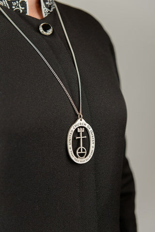 Necklace - UCC Symbol Silhouette