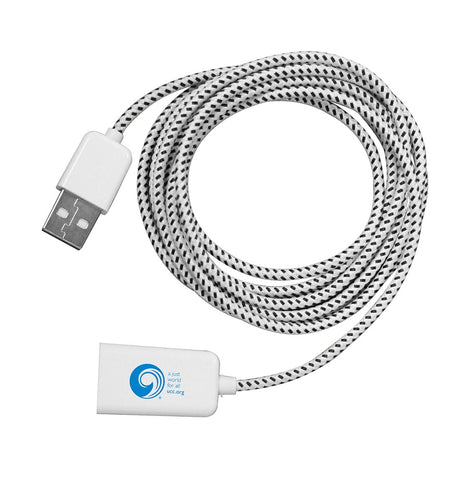 6' Charging Cable - A Just World for All