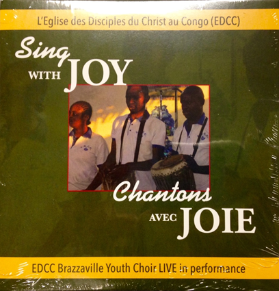 Sing with Joy | Chantons Avec Joie (CD)