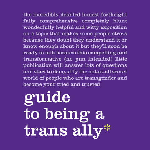 Guide to Being a Trans Ally | PFLAG Resource (5-Pack)