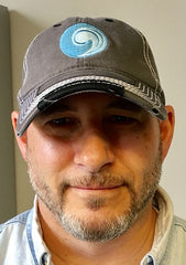 Ball Cap - Blue Comma (New UCC Logo)