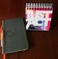 Journal & 3 Great Loves daily action calendar