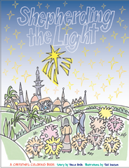 Shepherding the Light | A Christmas Coloring Book