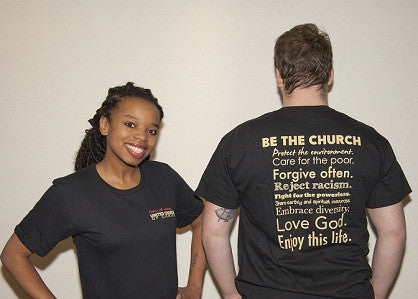 T-Shirt - Be the Church