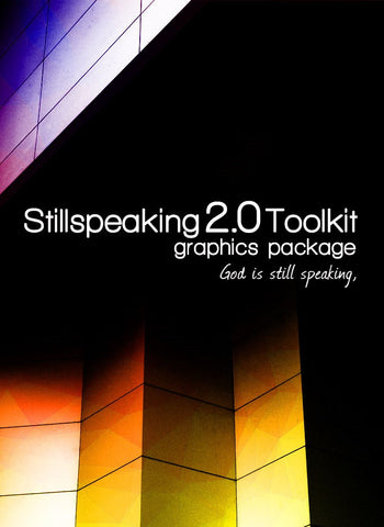 Stillspeaking 2.0 Toolkit | Graphics Package