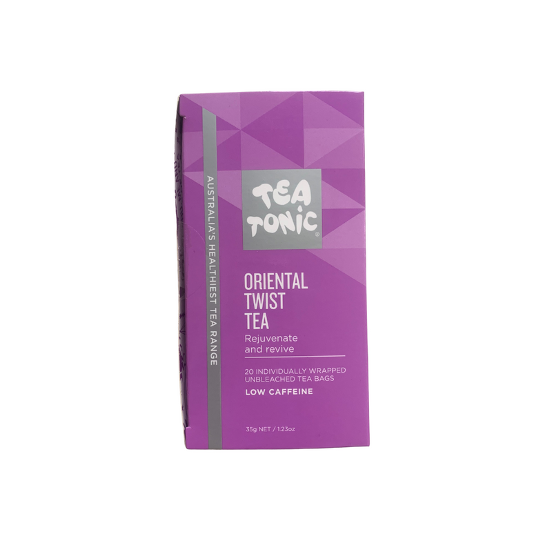 Tea Tonic Teabags: Oriental Twist