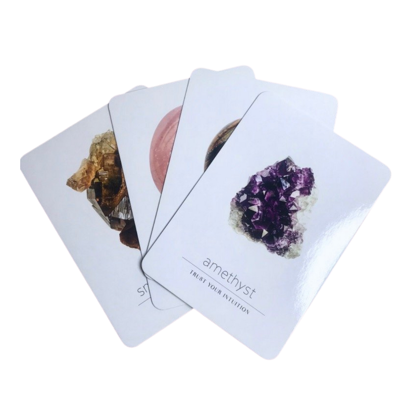 Daily Crystal Inspiration Oracle Deck