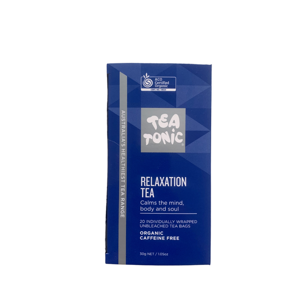 Tea Tonic Teabags: Relaxation