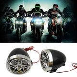 Go2Funlive Motorcycle Handlebar Mp3 Player Bt Speaker Alarm Clock Fm Radio Audio Stereo System