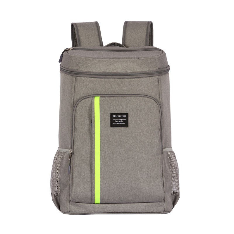 Go2Funlive Trophy Ice Pack Beer Ice Pack Shoulder Picnic Bag Waterproof Lunch Bag Eva Bulk Insulation Bag Wholesale Gray