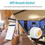 WiFi Smart Light Bulb Holder