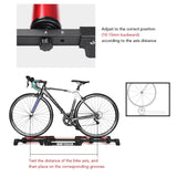 Go2Funlive Foldable Bike Trainer Stand Indoor Stationary Cycling Roller Trainer Mtb Mountain Bike Road Bicycle Exercise Station