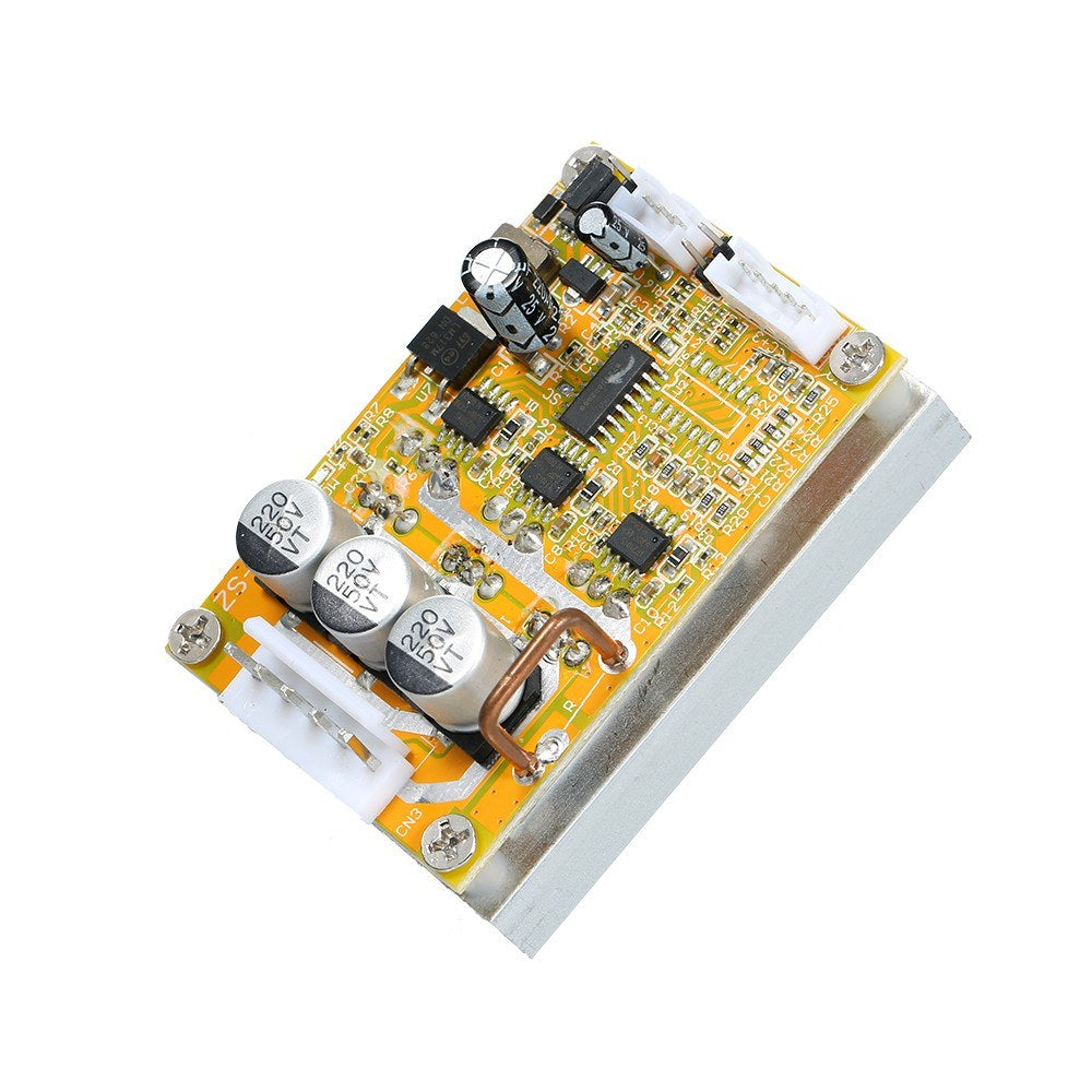 Go2Funlive 350W 5-36V Dc Motor Driver Bldc Brushless Controller Three-Phase Motor Accessories Wide Voltage High Power