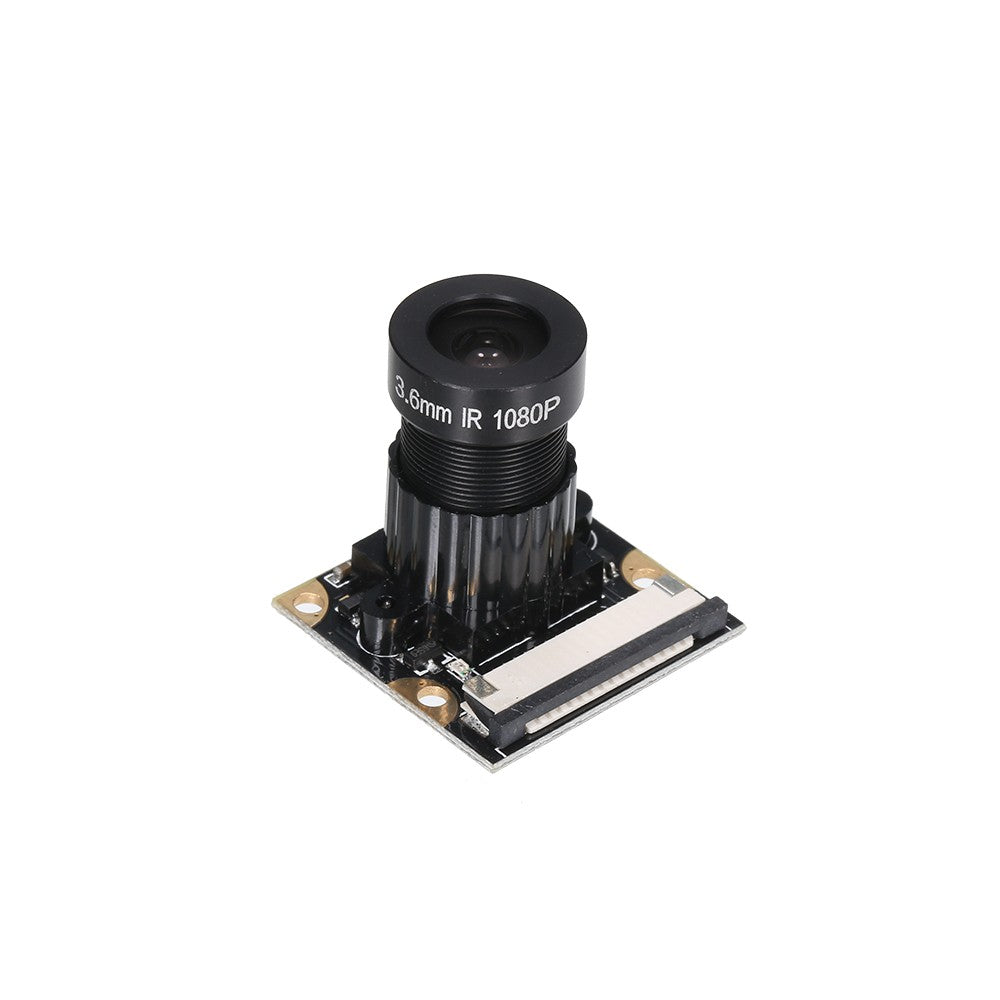 Go2Funlive Wide Angle Camera 5M Pixel Adjustable Angle Compatible For Raspberry Pi 3 Model B/B+