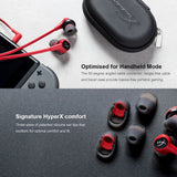 Go2Funlive Kingston Hyperx Cloud Earbuds Gaming Headset Portable Earphone With Microphone Immersive In Game