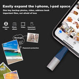 Go2Funlive Sandisk Usb Flash Drive Ixpand Otg Lightning Connector U Disk Usb 3.0 Stick 128Gb
