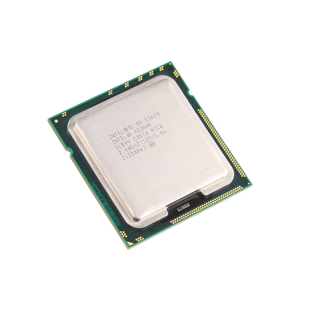 Intel? Xeon? Processor E5620 12M Cache 2.40 GHz 5.86 GT/s Intel? QPI(Used/Second Handed)