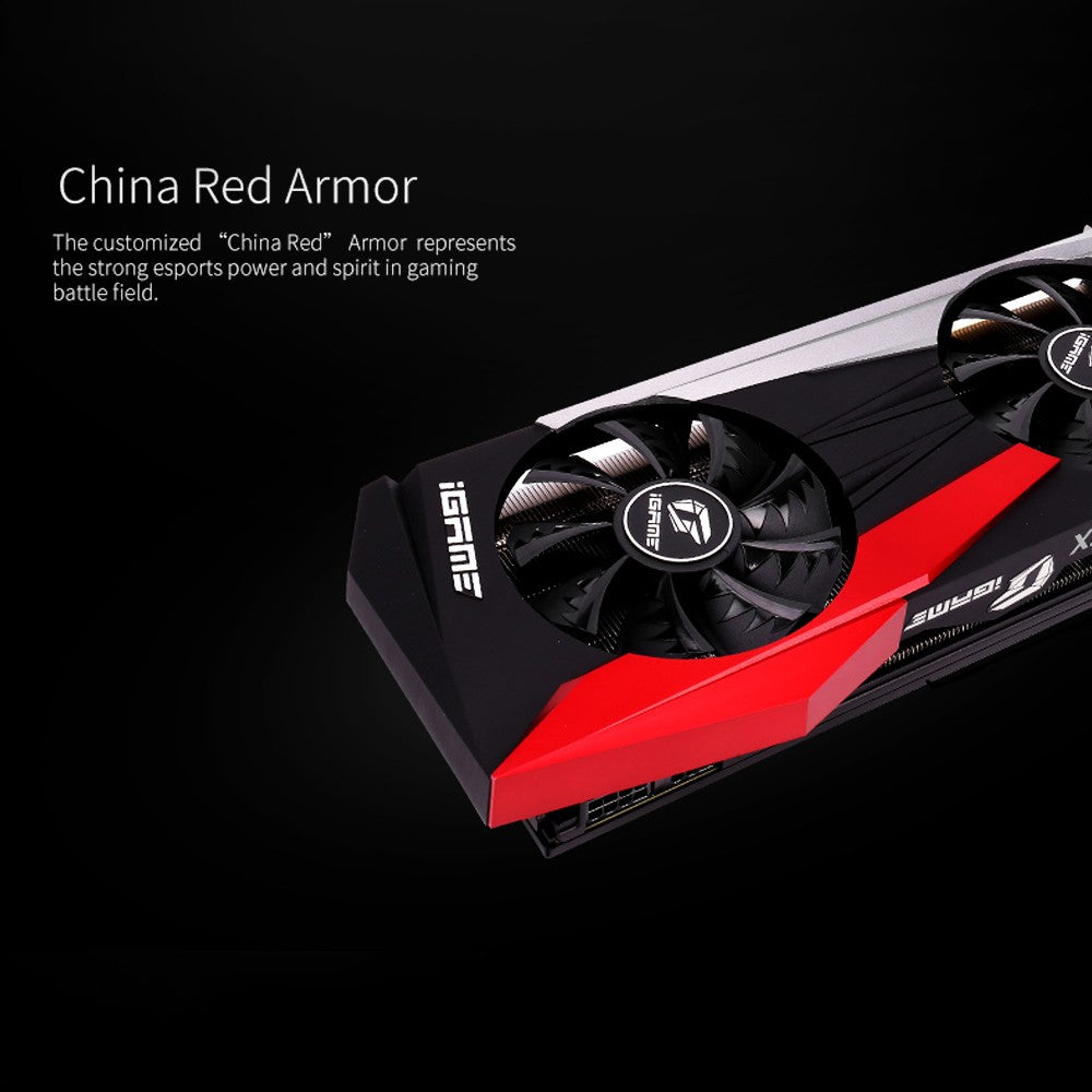 Go2Funlive Colorful Igame Geforce Rtx 2080 Ti Ch Graphic Card Gddr6 11G