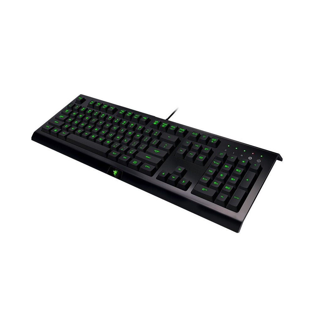 Razer Cynosa Pro Wired Gaming Keyboard Backlit Membrane Keyboard for Game Macro Recording Programmable Keys 104 Keys for Laptop PC
