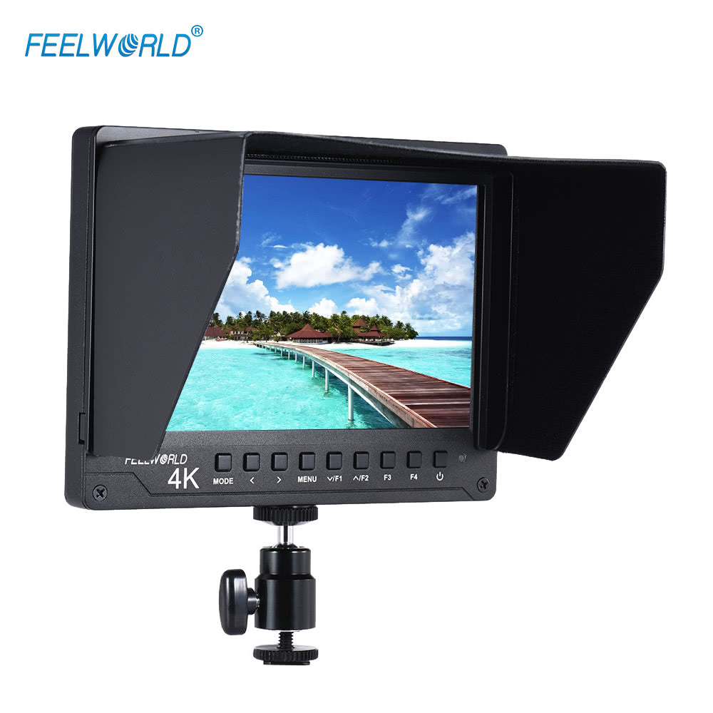 Go2Funlive Feelworld A737 7 Inch Ips Field Camera Monitor