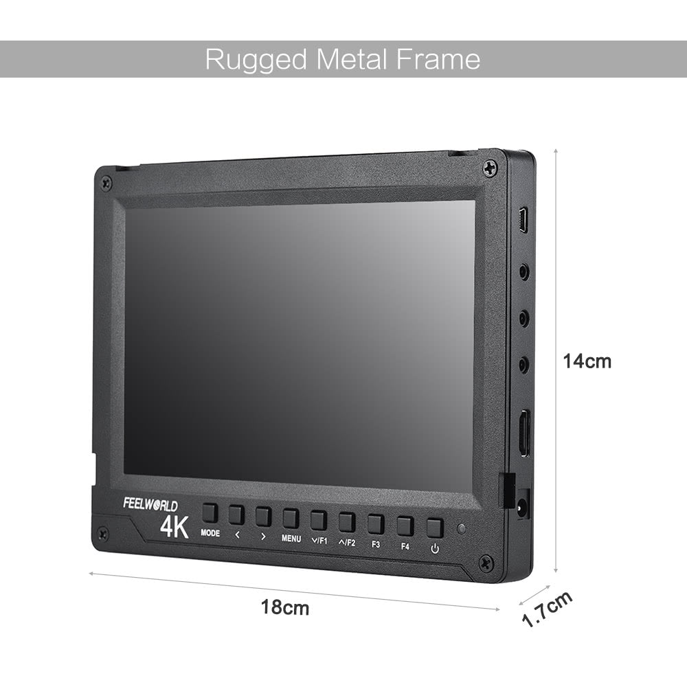 Feelworld A737 7 inch IPS Field Camera Monitor