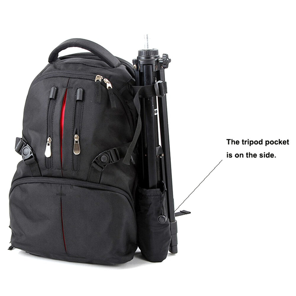 Go2Funlive Professional Backpack Photography Package Slr Camera Laptop Bag