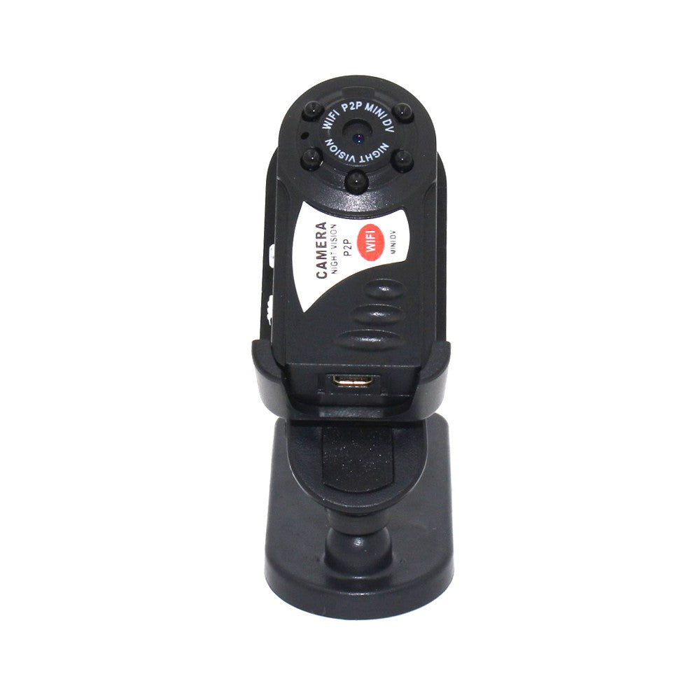 Go2Funlive Q7 Wireless Night Vision Network Mini Camera