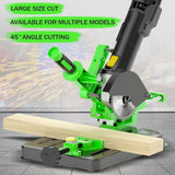Go2Funlive Angle Grinder Fixed Universal Bracket Polishing Machine Conversion Cutting Machine Table Saw Multifunctional Desktop Pull Rod Angle Grinding Machine Stand For 100 And 125 Angle Grinder