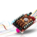 Go2Funlive Tda7498E 2*160W Dual Channel Audio Stereo High Power Digital Amplifier Board Support Btl Mode Mono 220W