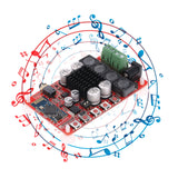 Go2Funlive Tda7492 Wireless Bluetooth 4.0 50W+50W 2-Channel Audio Receiver Stereo Digital Power Amplifier Board Module