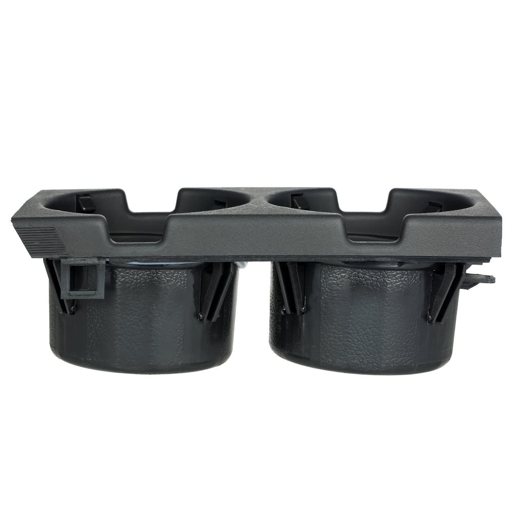 Go2Funlive Car Front Center Console Drink Cup Holder Goods Storage 51168217953 For Bmw 3 Series E46 1999-2005