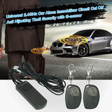Go2Funlive Universal 2.4Ghz Car Alarm Immobilizer Circuit Cut Off Anti Hijacking Theft Security With G-Sensor